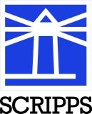 Scripps logo vertical big lighthouse