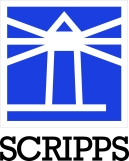 Scripps logo vertical big lighthouse